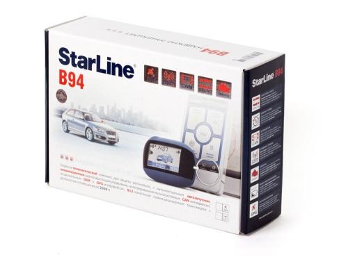 Starline B94 инструкция по установке - фото 9